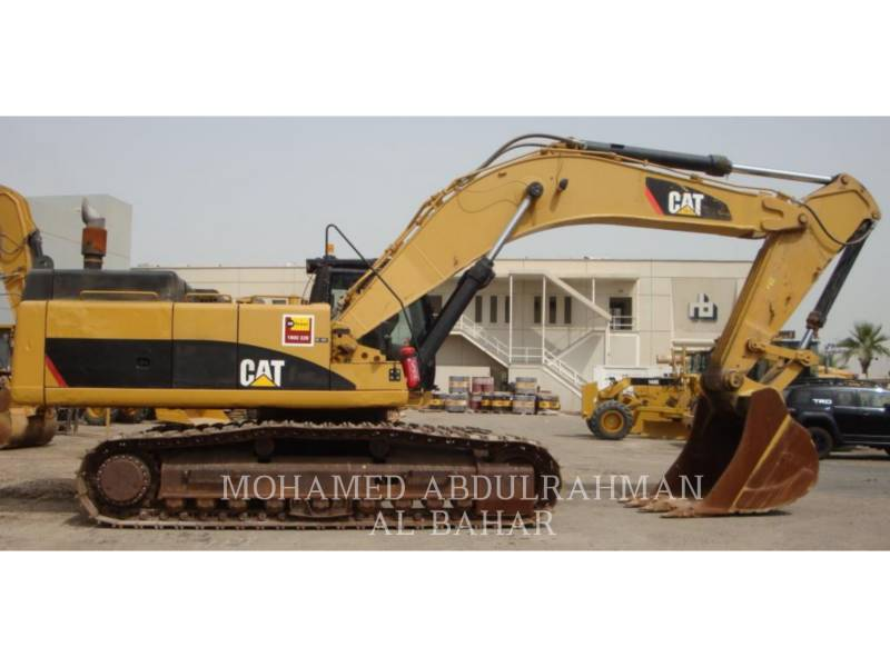 CATERPILLAR KETTEN-HYDRAULIKBAGGER 345 D equipment  photo 6