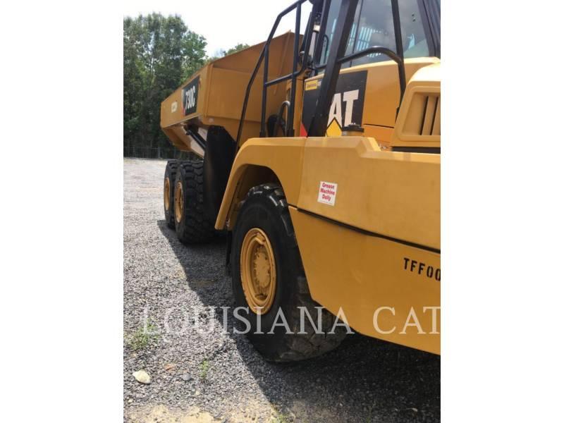 Caterpillar CAMIOANE ARTICULATE 730C equipment  photo 3