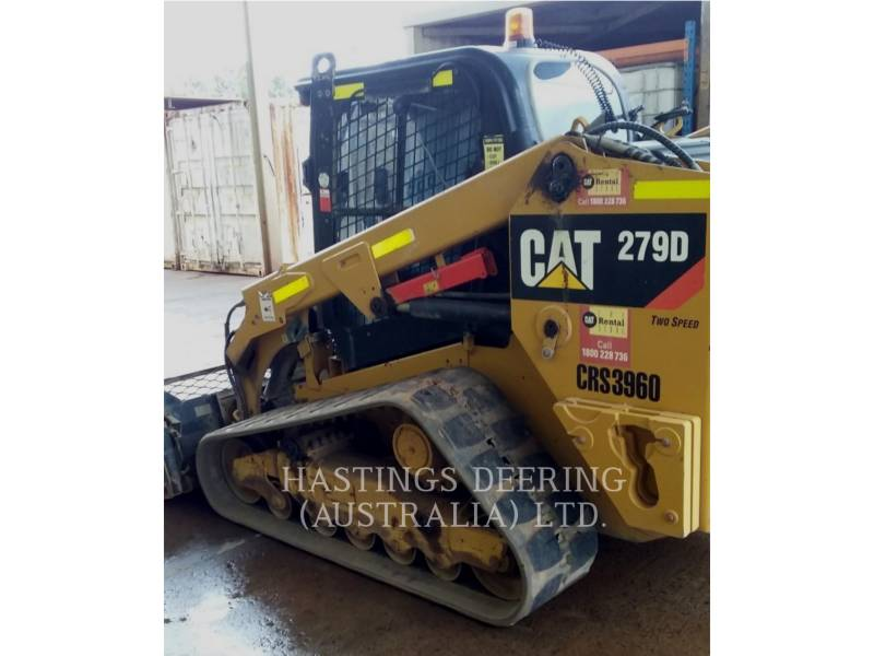 CATERPILLAR PALE CINGOLATE MULTI TERRAIN 279DLRC equipment  photo 4