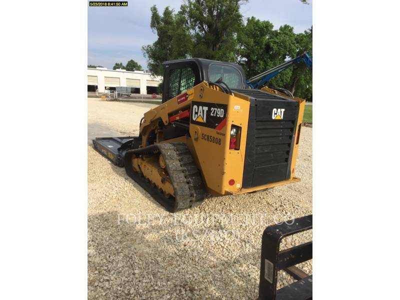 CATERPILLAR CHARGEURS TOUT TERRAIN 279DSTD2CA equipment  photo 4
