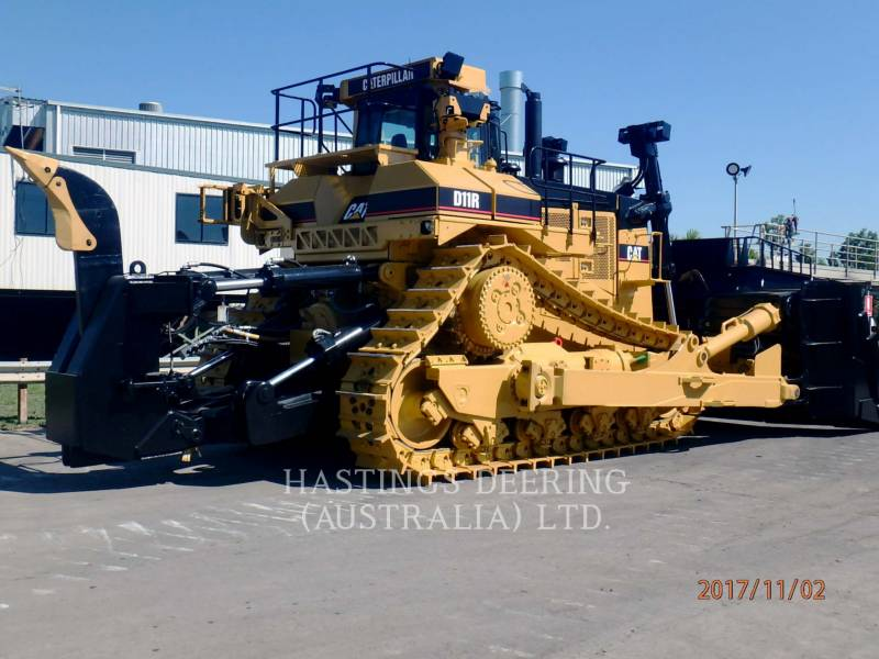CATERPILLAR TRACTOR DE CADENAS PARA MINERÍA D11R equipment  photo 3