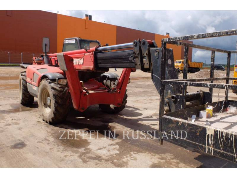 MANITOU BF S.A. TELEHANDLER MT-X 1740 SLT equipment  photo 8