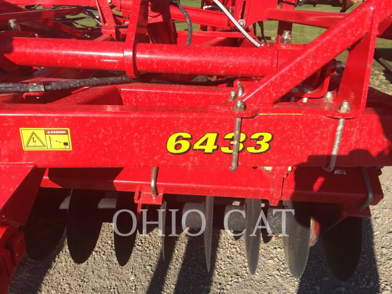 SUNFLOWER MFG. COMPANY APPARECCHIATURE PER COLTIVAZIONE TERRENI SF6433-43 equipment  photo 12