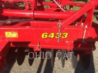 SUNFLOWER MFG. COMPANY AG TILLAGE EQUIPMENT SF6433-43 equipment  photo 12