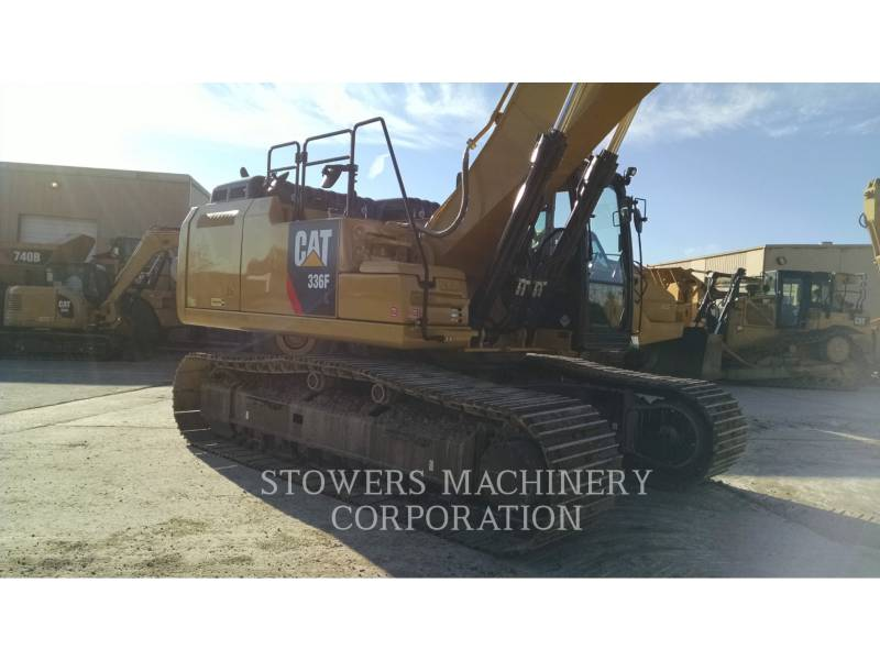 CATERPILLAR EXCAVADORAS DE CADENAS 336F HT equipment  photo 2