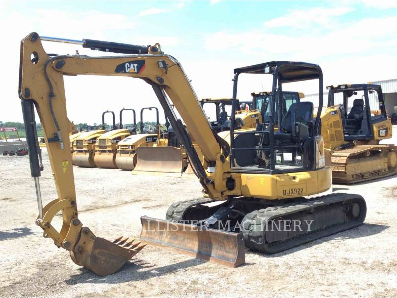 CATERPILLAR RUPSGRAAFMACHINES 305E equipment  photo 1