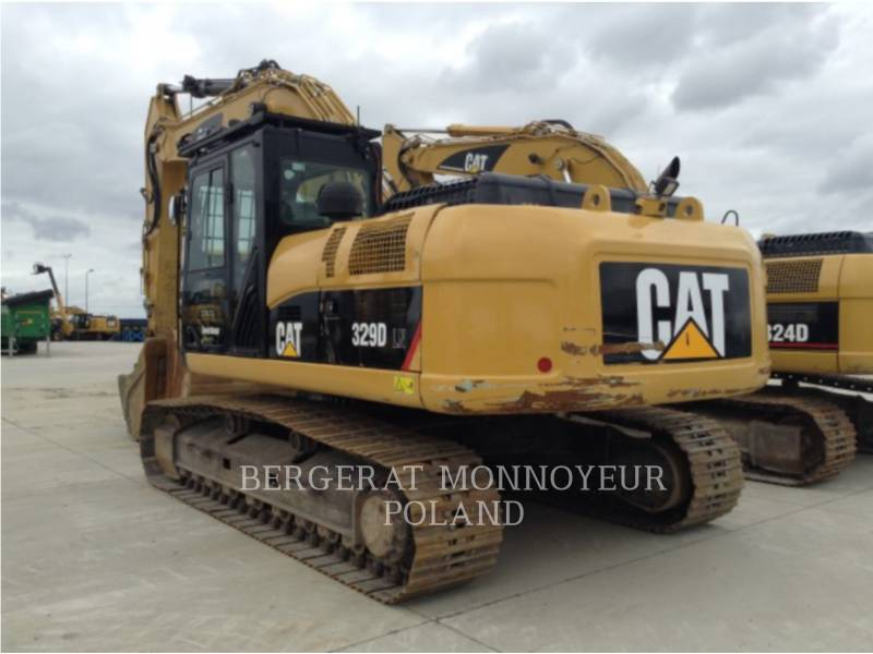 CATERPILLAR トラック油圧ショベル 329DLN equipment  photo 3