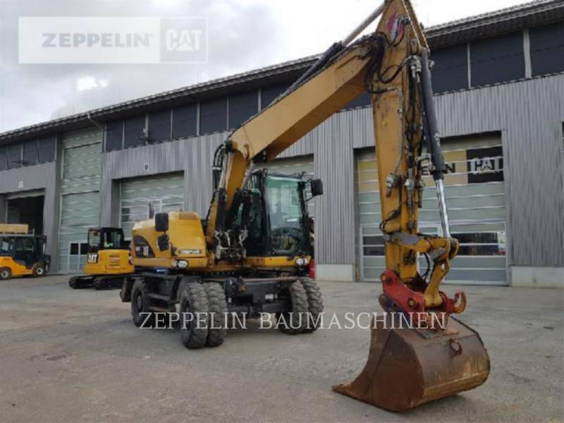 CATERPILLAR ESCAVATORI GOMMATI M315D equipment  photo 7