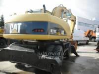 CATERPILLAR WHEEL EXCAVATORS M318CIM equipment  photo 3