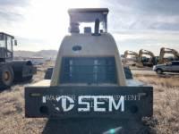 SHANDONG ENGINEERING MACHINERY CO. LTD VIBRATORY SINGLE DRUM ASPHALT SEM8220 equipment  photo 4