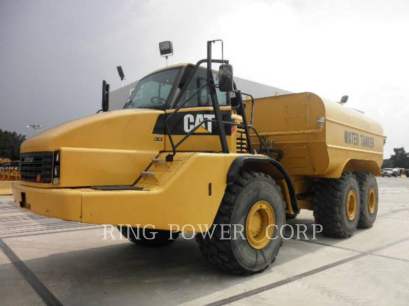 CATERPILLAR SAMOCHODY-CYSTERNY 740WW equipment  photo 1