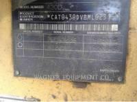CATERPILLAR BACKHOE LOADERS 430D IT4WD equipment  photo 9