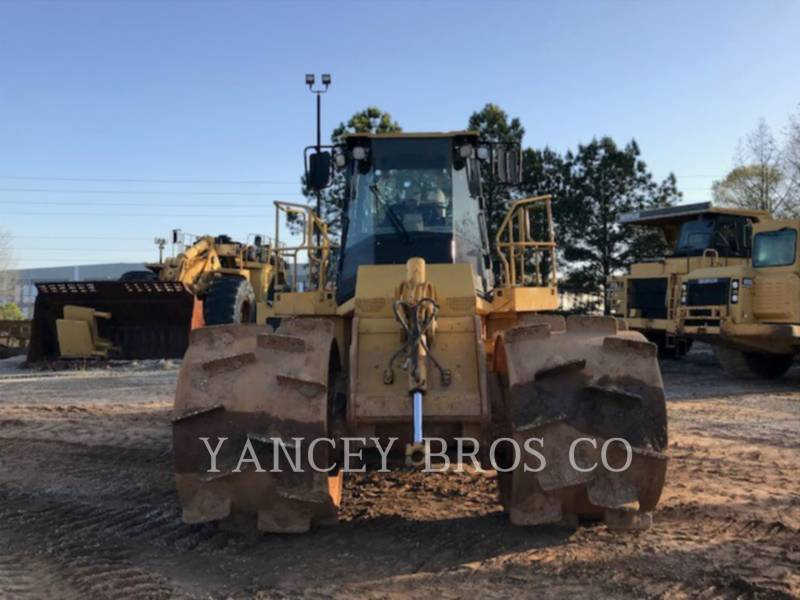 CATERPILLAR COMPACTADORES 826H equipment  photo 8