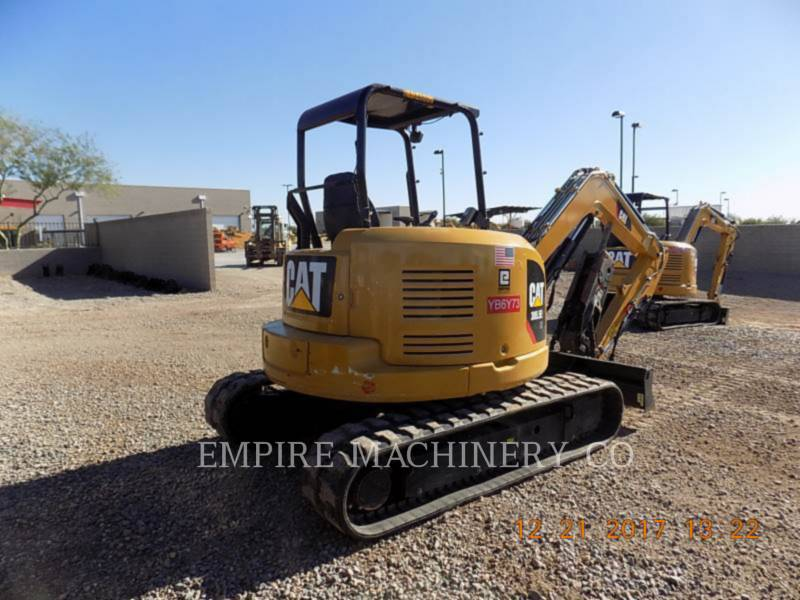 CATERPILLAR PELLES SUR CHAINES 305.5E2 OR equipment  photo 2