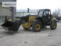 Equipment photo CATERPILLAR TH417C TELEHANDLER 1