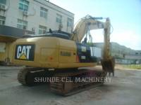 CATERPILLAR KETTEN-HYDRAULIKBAGGER 320D2 equipment  photo 8