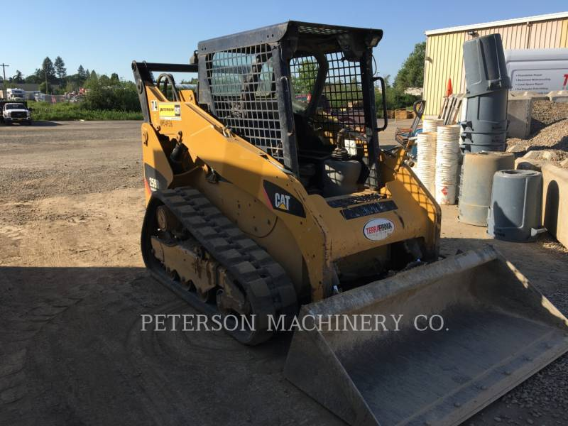 CATERPILLAR MULTI TERRAIN LOADERS 259B3 equipment  photo 2