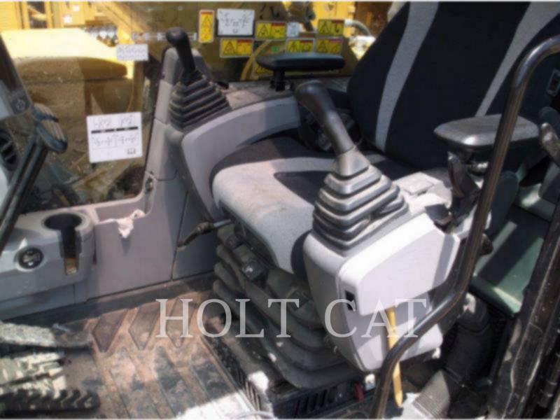 CATERPILLAR KETTEN-HYDRAULIKBAGGER 336FL equipment  photo 9