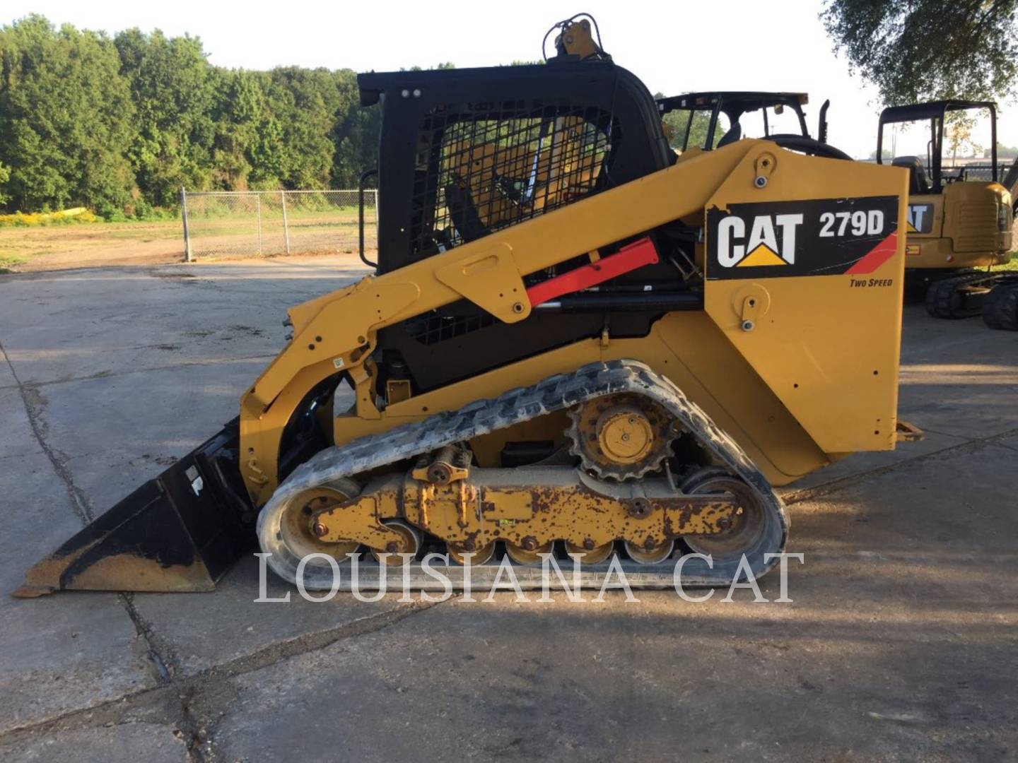 Detail photo of 2013 Caterpillar 279D from Construction Equipment Guide