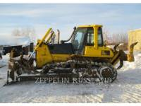 Equipment photo KOMATSU D 65 E-12 CIĄGNIKI GĄSIENICOWE 1