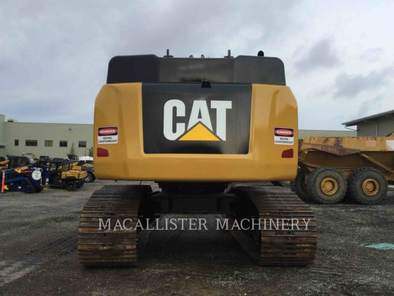 CATERPILLAR KOPARKI GĄSIENICOWE 352F equipment  photo 5