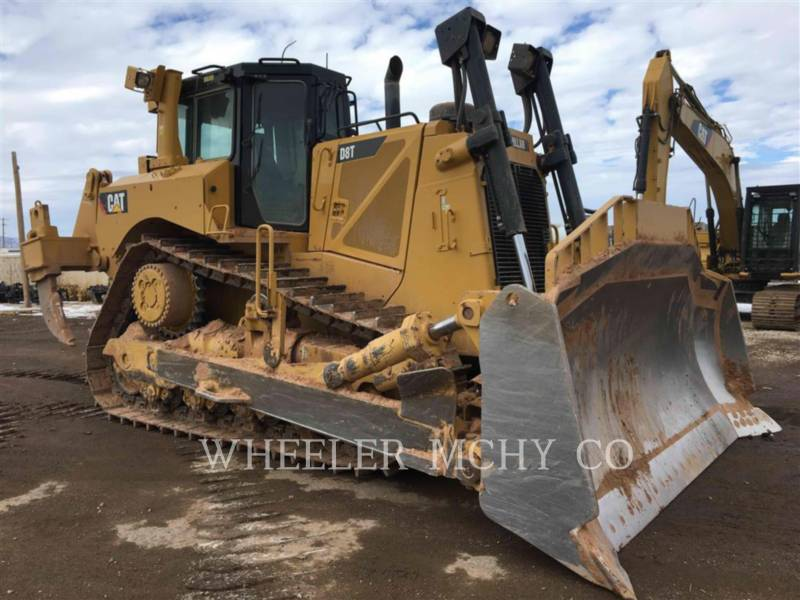 CATERPILLAR KETTENDOZER D8T SU equipment  photo 2