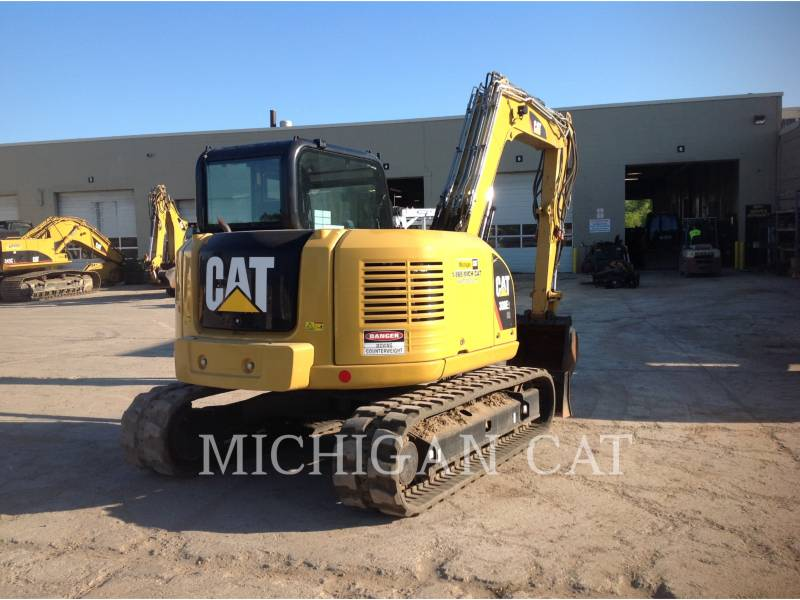 CATERPILLAR PELLES SUR CHAINES 308E2 R equipment  photo 3