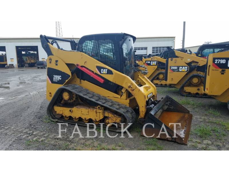 CATERPILLAR CARGADORES MULTITERRENO 289C C3TL3 equipment  photo 1