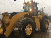 Caterpillar ÎNCĂRCĂTOARE PE ROŢI/PORTSCULE INTEGRATE 980K LC equipment  photo 10