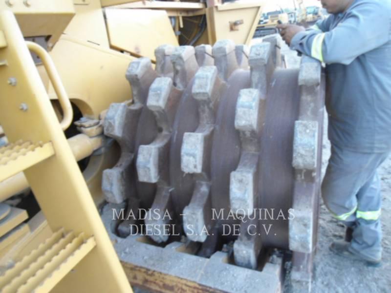 CATERPILLAR COMPACTADORES 815F2 equipment  photo 20