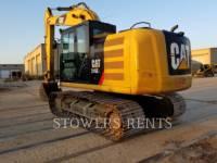 Equipment photo CATERPILLAR 316EL TRACK EXCAVATORS 1