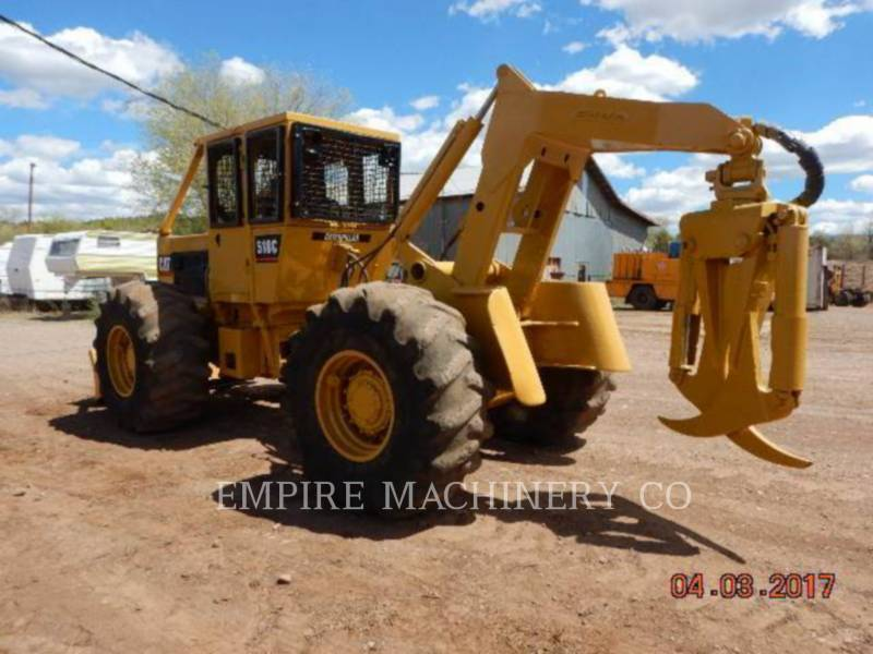 CATERPILLAR WHEEL LOADERS/INTEGRATED TOOLCARRIERS 518 equipment  photo 2