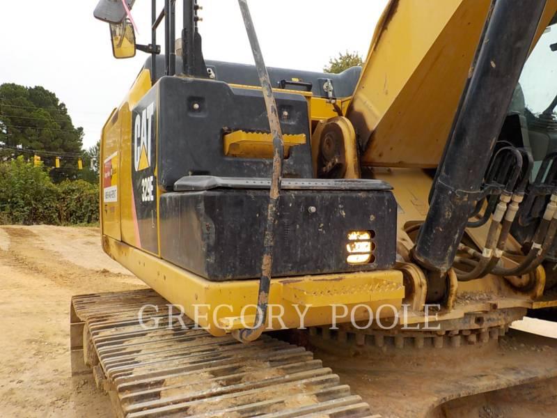 CATERPILLAR EXCAVADORAS DE CADENAS 329E L equipment  photo 6