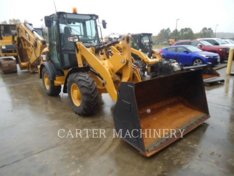 CATERPILLAR PALE GOMMATE/PALE GOMMATE MULTIUSO 906H2 equipment  photo 1