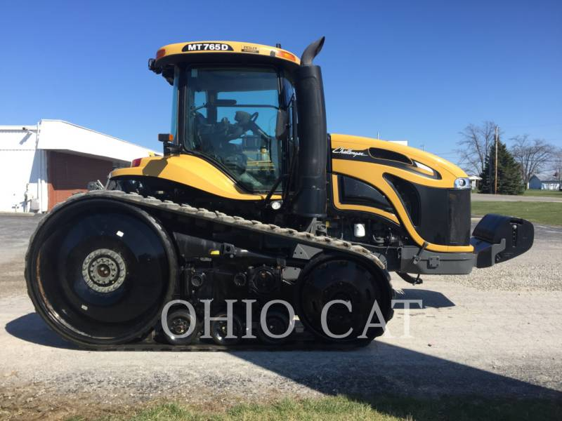 AGCO-CHALLENGER AG TRACTORS MT765D equipment  photo 5