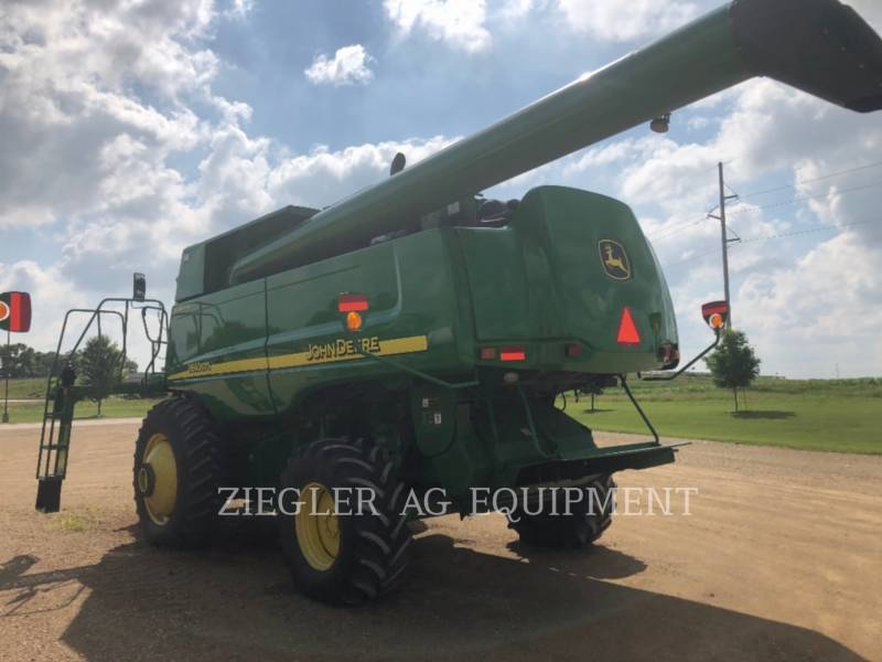 DEERE & CO. COMBINADOS 9660STS equipment  photo 2