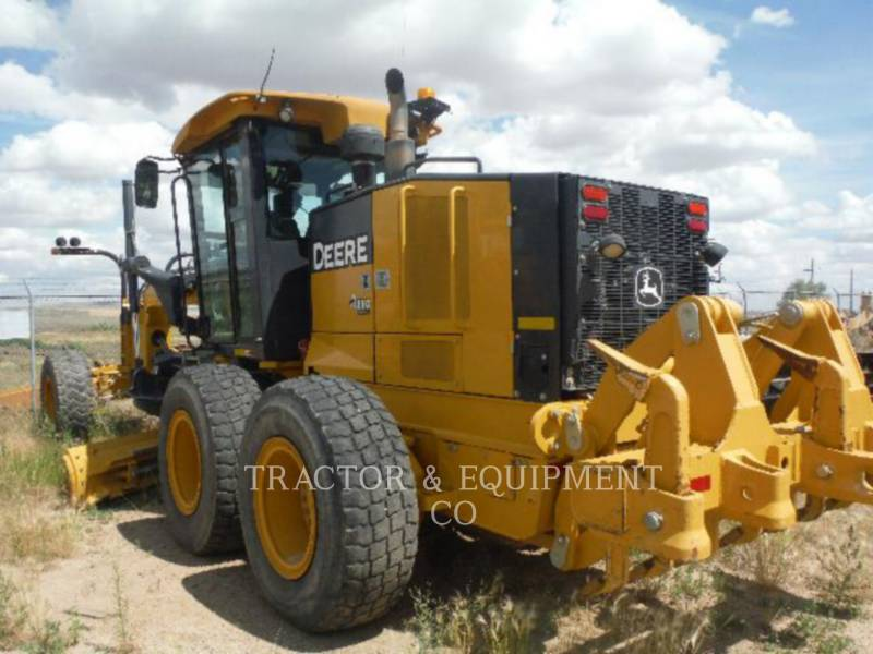 JOHN DEERE MOTOR GRADERS 770GP equipment  photo 5