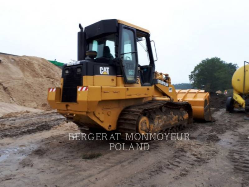 CATERPILLAR CHARGEURS SUR CHAINES 963 C equipment  photo 7