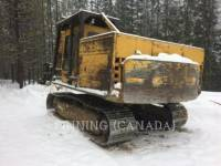 JOHN DEERE FORESTAL - EXCAVADORA 590D equipment  photo 2