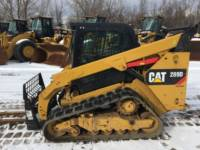 CATERPILLAR CARGADORES MULTITERRENO 289D equipment  photo 5