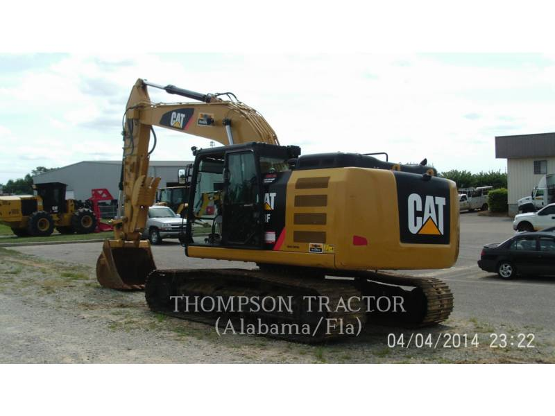 Caterpillar EXCAVATOARE PE ŞENILE 323FL equipment  photo 12