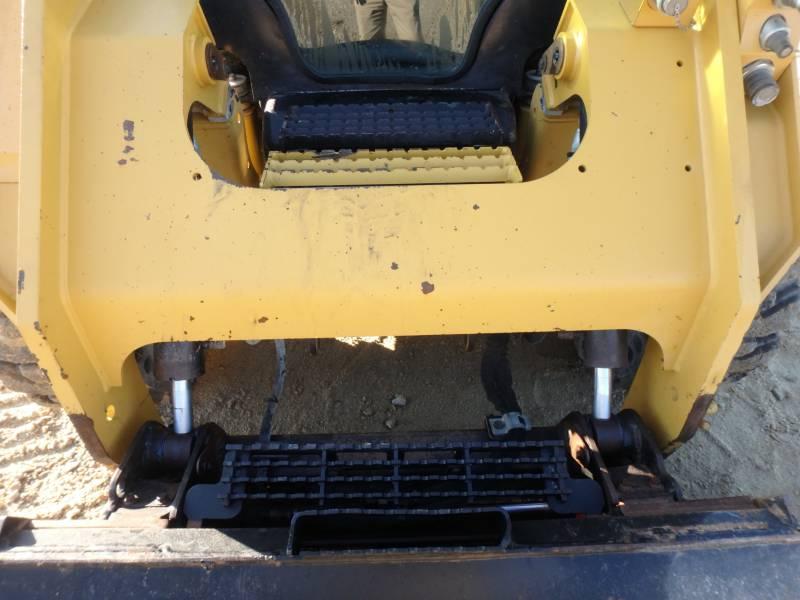 Caterpillar MINIÎNCĂRCĂTOARE RIGIDE MULTIFUNCŢIONALE 246D equipment  photo 23