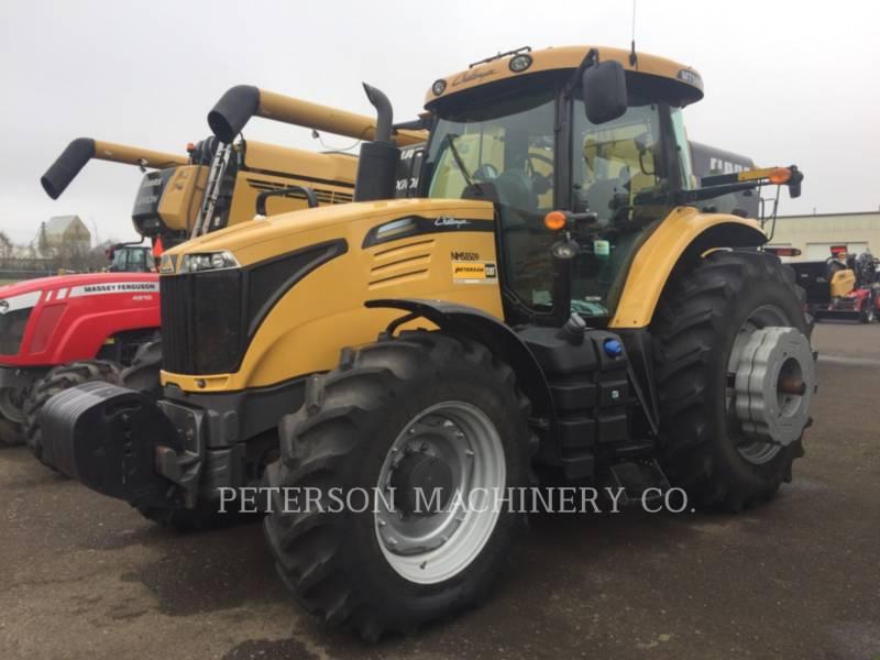 AGCO TRACTEURS AGRICOLES MT555D equipment  photo 1