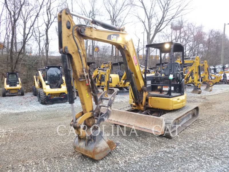 CATERPILLAR TRACK EXCAVATORS 305E2CR TH equipment  photo 1