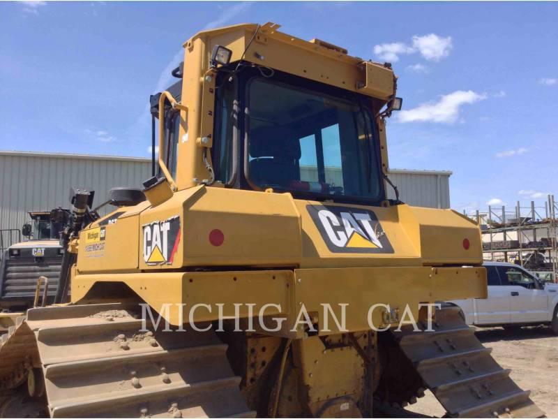 CATERPILLAR CIĄGNIKI GĄSIENICOWE D6TL CA equipment  photo 12