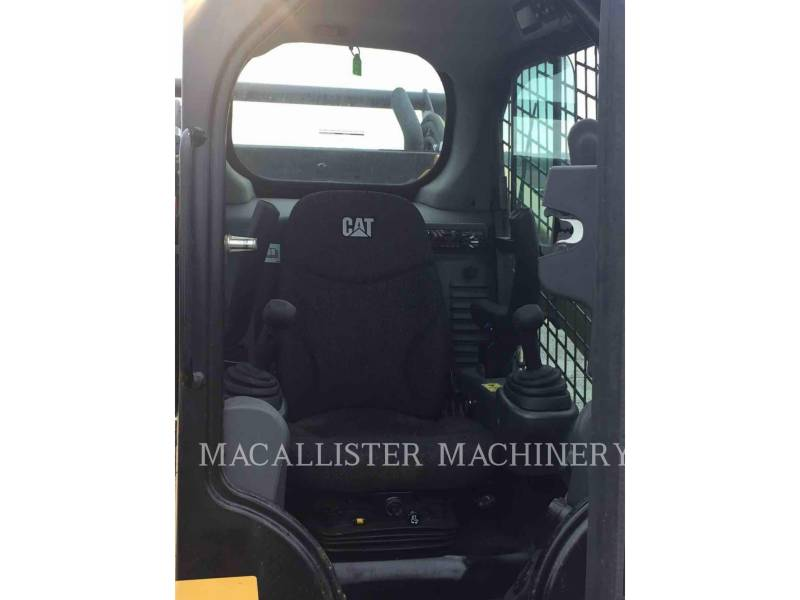CATERPILLAR MINICARGADORAS 272D2 equipment  photo 6