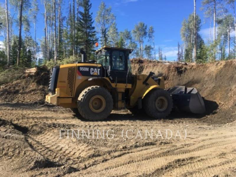 CATERPILLAR WHEEL LOADERS/INTEGRATED TOOLCARRIERS 950M equipment  photo 1