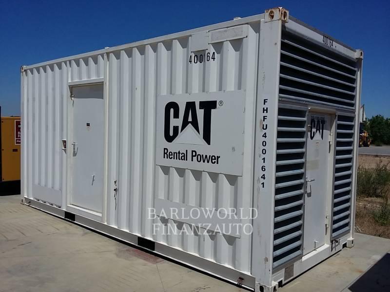 CATERPILLAR POWER MODULES C32 PGAG equipment  photo 1