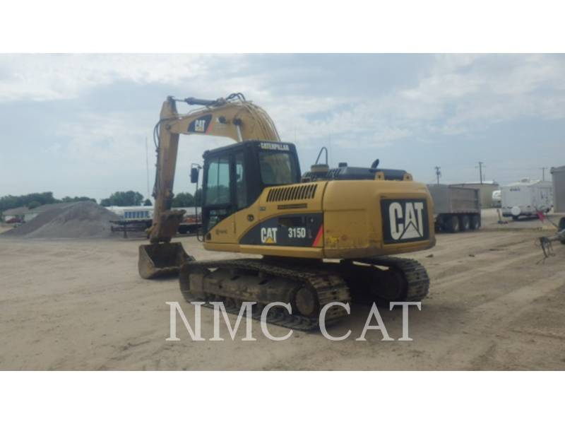 CATERPILLAR PELLES SUR CHAINES 315DL equipment  photo 2
