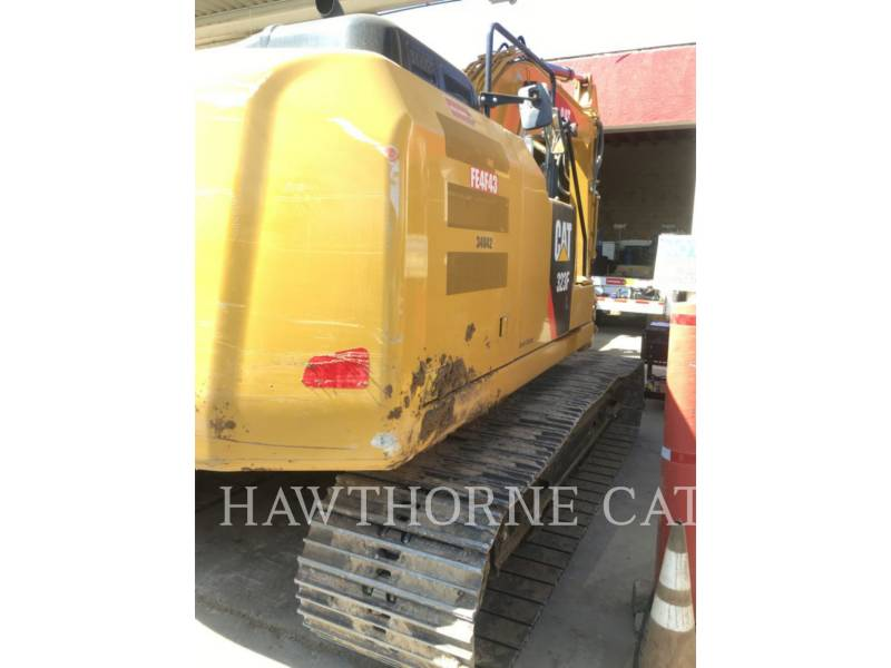 CATERPILLAR TRACK EXCAVATORS 323FL equipment  photo 7